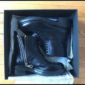 BRAND NEW IN BOX Frye Alice Combat Boot $528